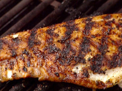 BARBECUED CATFISH