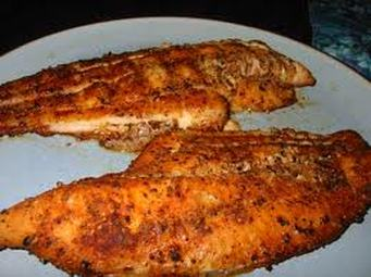 Smoked Catfish
